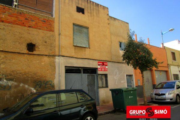 CASA PARA DERRIBAR EN ZONA NORTE DE PICASSENT – Ref. IG-102