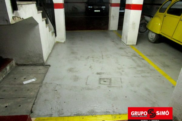 PLAZA DE GARAJE EN ZONA JAUME ROIG DE VALENCIA – Ref. IG-117