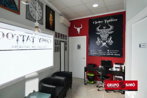 LOCAL COMERCIAL EN MUY BUENA ZONA DE SILLA – Ref. ER-479
