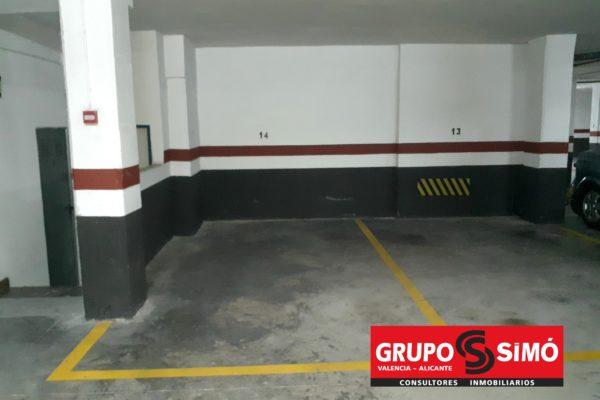 PLAZA DE GARAJE EN BUENA ZONA DE ALCACER - Ref.CC-95